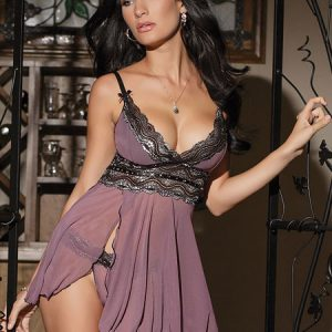Coquette Babydoll: Mad about Mauve