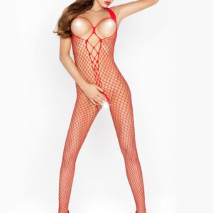 Passion BS014: Ouvert-Catsuit