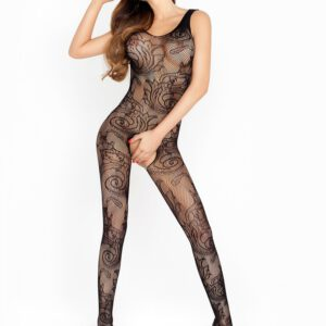 Passion BS020: Ouvert-Catsuit